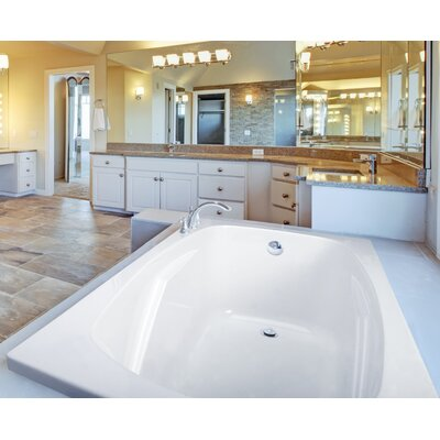 Drop In Bathtubs You Ll Love In 2019 Wayfair