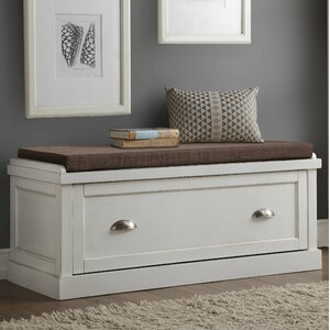Balduu00edno Upholstered Storage Bench