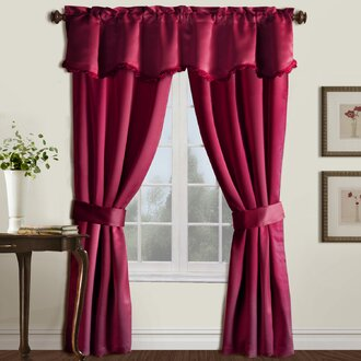 Superior Stacked Curtains