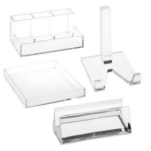 Acrylic Desk Organization Bundle