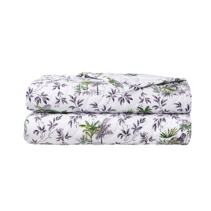 King yves delorme coverlets quilts perigold for Housse de couette yves delorme