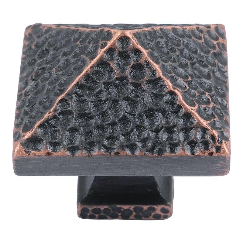 Craftsman Square Knob