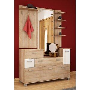 4-tlg. Garderoben-Set Carla von dCor design