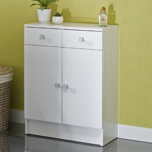 60 x 81.5cm Free Standing Arignote Cabinet by Castleton Home