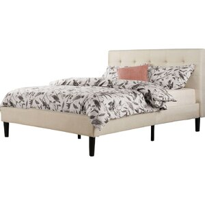 Leonard Upholstered Platform Bed