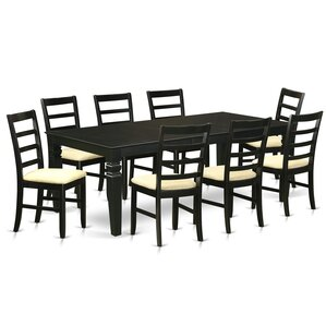 Celeste 9 Piece Dining Set by Red Barrel ..