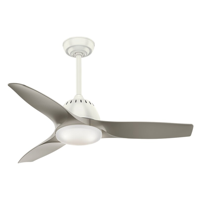 Casablanca fan 44 wisp 3 blade led ceiling fan with remote 44 wisp 3 blade led ceiling fan with remote mozeypictures Images