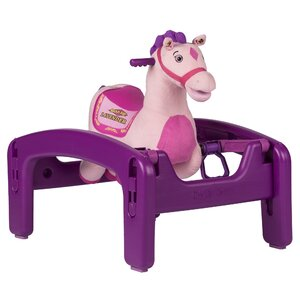 Lavender Grow-with-Me Rocker