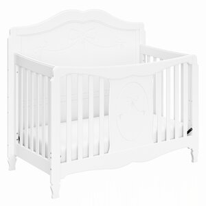 Princess 4-in-1 Convertible Crib