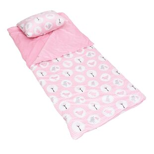 Smith Birds Printed Micromink Children S Sleeping Bag By Zoomie Kids
