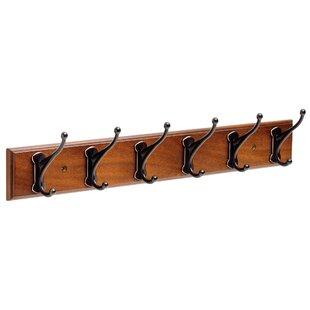 4c554168ecc73 Rustic Coat Racks & Coat Hooks | Birch Lane