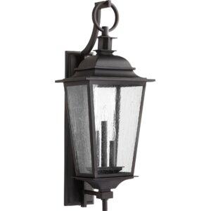 Pavilion 3-Light Outdoor Wall Lantern