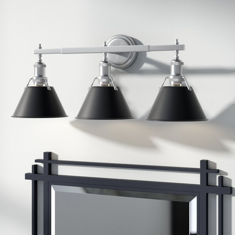 Trent austin design weatherford 3 light vanity light reviews wayfair weatherford 3 light vanity light aloadofball Choice Image