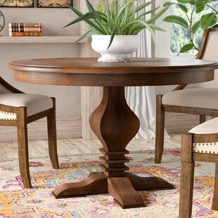 Tate Solid Wood Dining Table 2019 Online