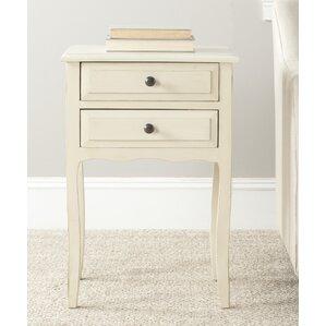 philipston 2 drawer nightstand