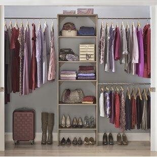 Closet Systems Organizers You Ll Love Wayfair