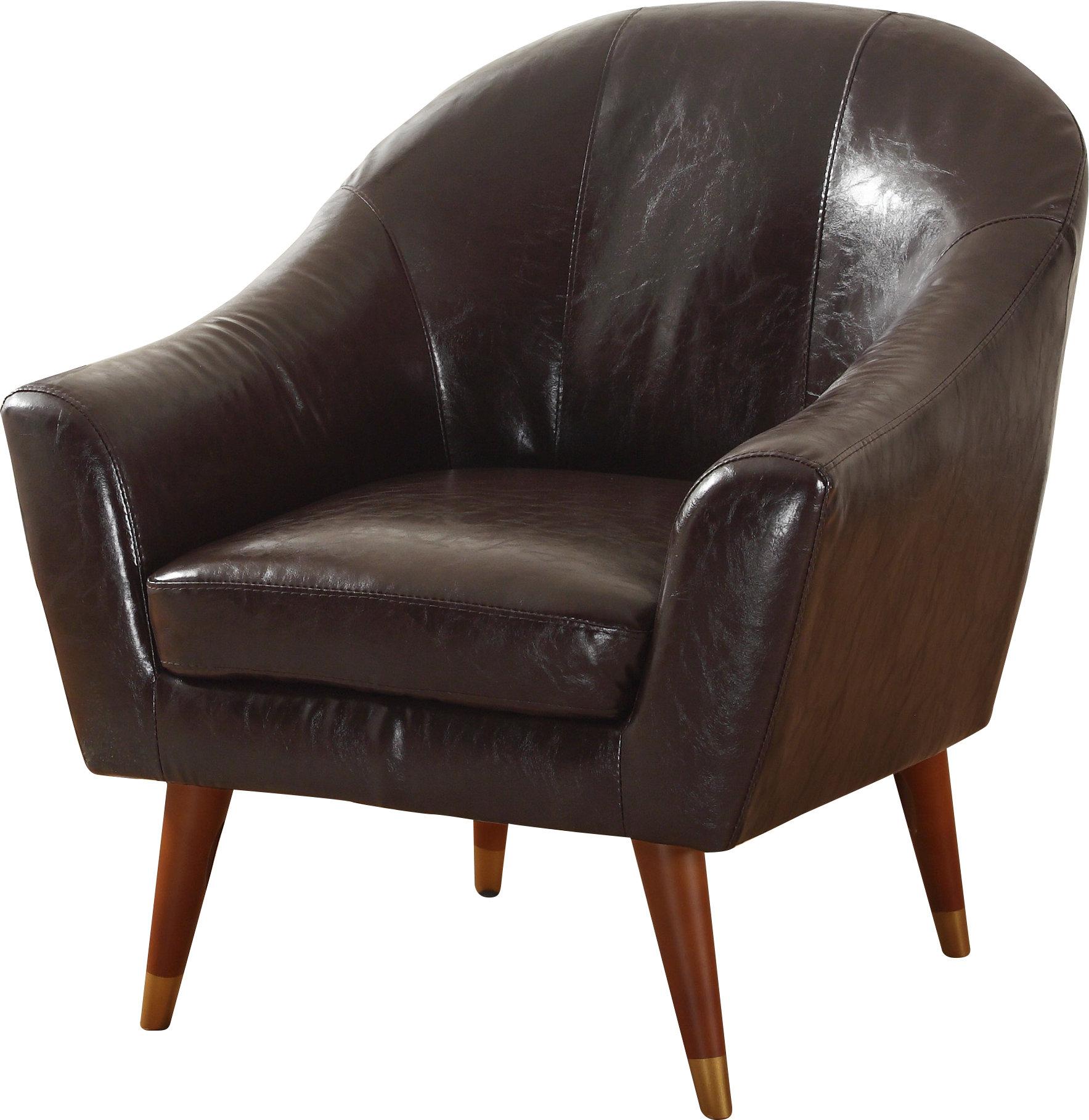 Exceptionnel Madison Home USA Mid Century Modern Barrel Chair U0026 Reviews | Wayfair