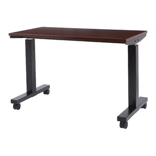 Desk With Wheels U0026 Casters Youu0027ll Love | Wayfair