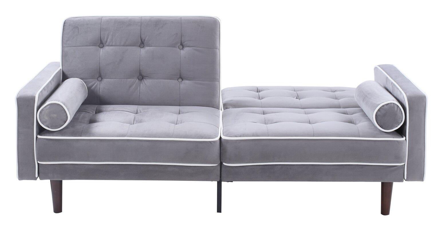 Mid Century Modern Convertible Sofa Amp Reviews Allmodern