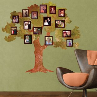 Classic Oak Family Tree Wall Decal & Tree Of Life Wall Decal | Wayfair
