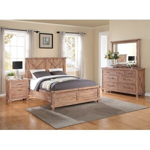 Solid Wood Bedroom Furniture   Wayfair