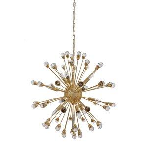 Eloy 12-Light LED Sputnik Chandelier