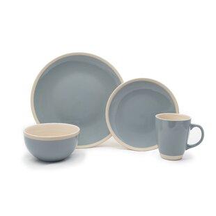 Ciro 16 Piece Dinnerware Set Service for 4 (Set of 16)  sc 1 st  Birch Lane & Dinnerware Sets u0026 Place Settings | Birch Lane