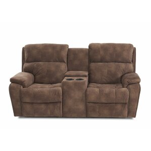 Vui Power Reclining Loveseat by Red Barrel S..