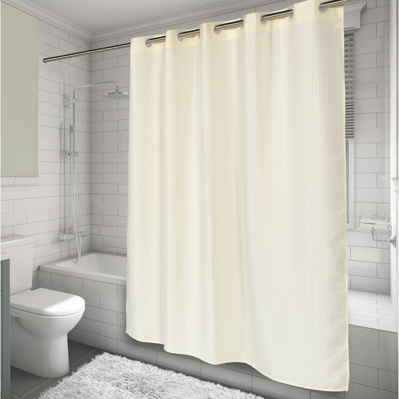 Hammitt Waffle Weave Single Shower Curtain Amp Reviews