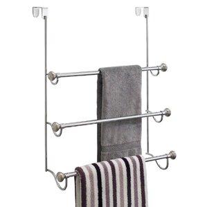 Shannon Over The Door Towel Rack