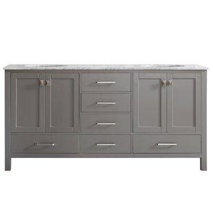 Modern Gray Vanities Allmodern