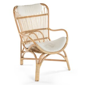 Beautiful Deloris Rattan Armchair