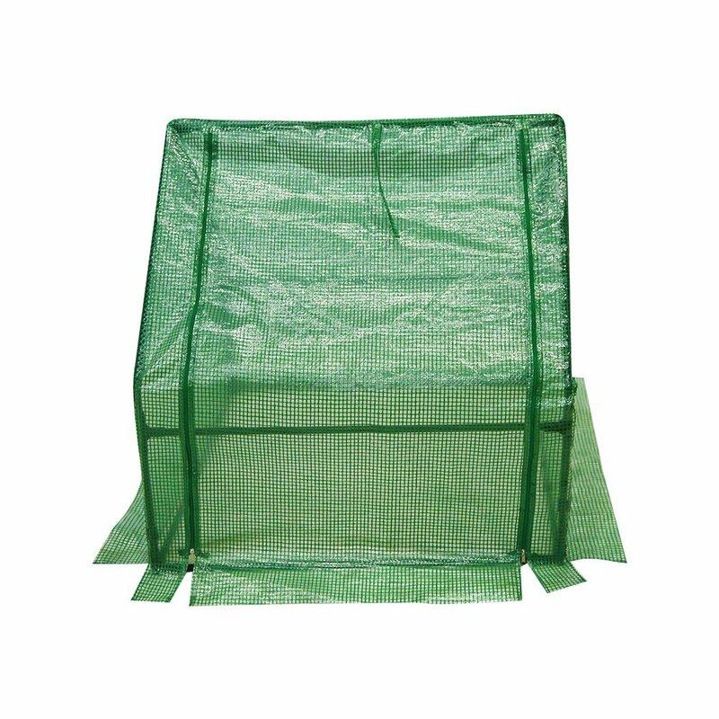 Abba Patio 3 Ft. W x 3 Ft. D Mini Greenhouse