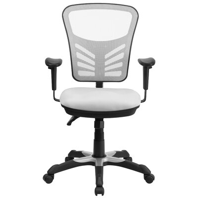 White Office Chairs You Ll Love Wayfair