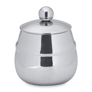 Straight Line Sugar Bowl with Lid