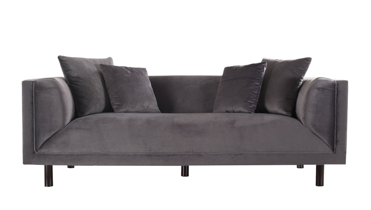 Madison Home USA MidCentury Modern Sofa Reviews Wayfair