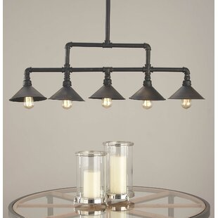 Hodgin 5 Light Kitchen Island Pendant
