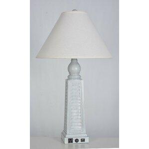 Table Lamp With USB Port Youu0027ll Love   Wayfair