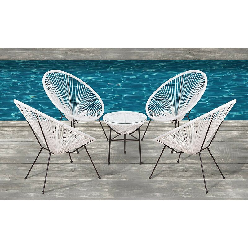 Bovina Sun Oval Patio Chair