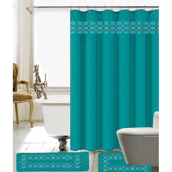 Bathroom Shower Curtains Sets | Wayfair