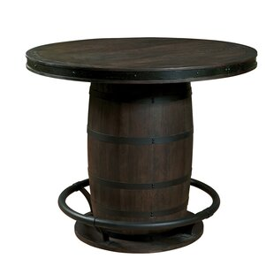 Renick Barrel Pub Table