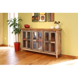 Strecker 6 Glass Door Sideboard