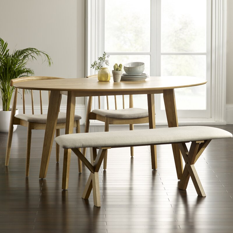 Macy Dining Set With 2 Chairs And 1 Bench