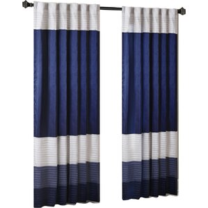 Striped Curtains Drapes You Ll Love Wayfair