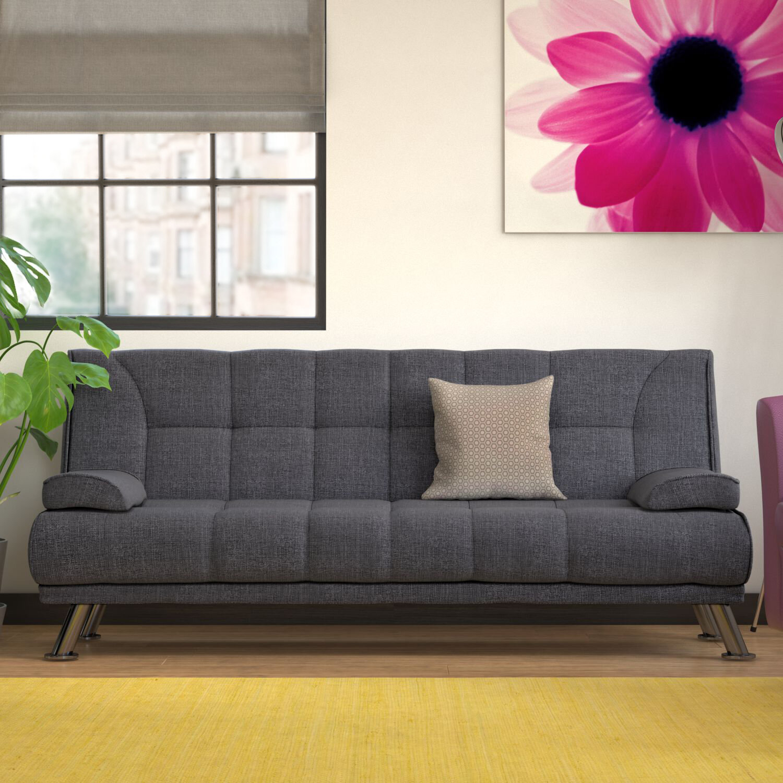 Deirdre 3 Seater Sofa Bed Wayfair Co Uk