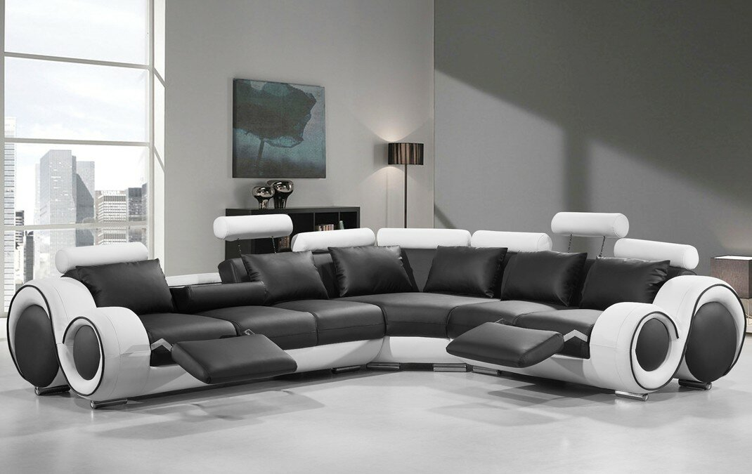 : sectionals that recline - Sectionals, Sofas & Couches
