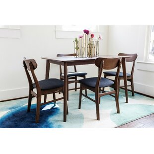 Velazquez 5 Piece Breakfast Nook Dining Set