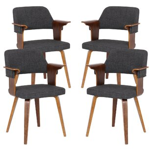Sayler Upholstered Dining Chair - set of 4 (Set of 4)