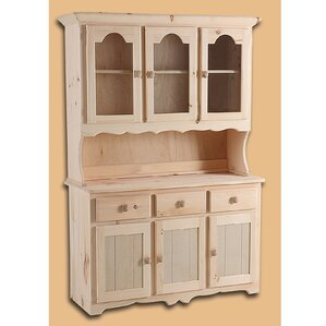 Lamar Standard China Cabinet by Chelsea Home Fur..