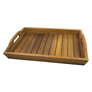 Shower And Spa Tray
